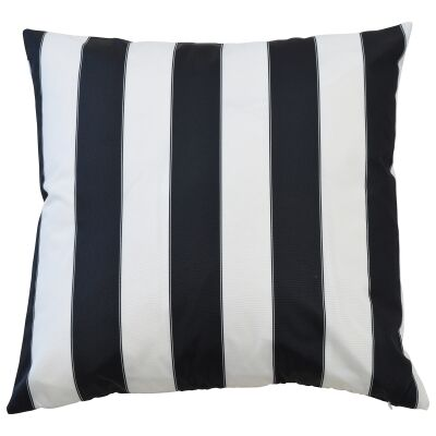 Capri Outdoor Scatter Cushion Cover, Black