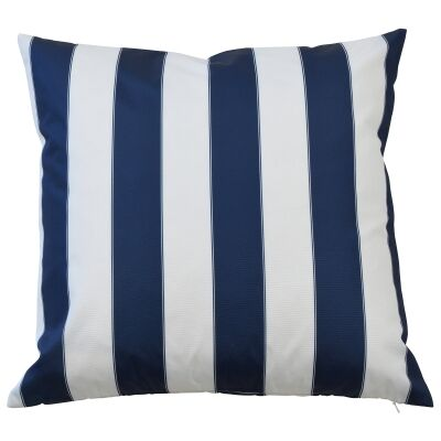 Capri Outdoor Scatter Cushion Cover, Navy