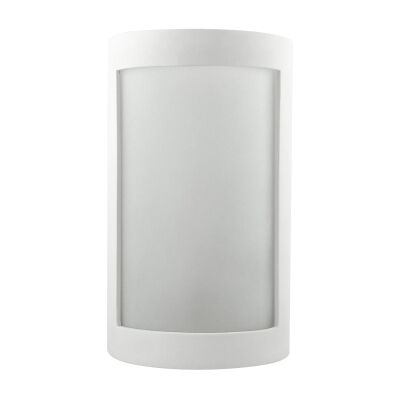 Belfiore 8202 Italian Made Ceramic & Glass Wall Light
