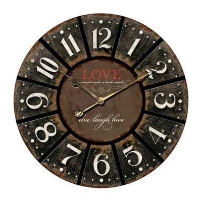 Lenox Round Wall Clock, 60cm