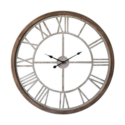 Endeavor Round Wall Clock, 93cm