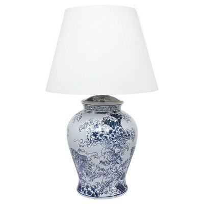 Saint Ceramic Base Table Lamp