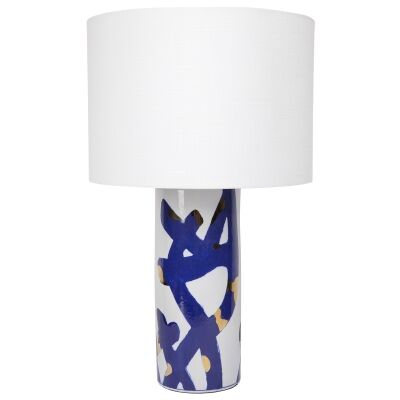 Beau Ceramic Base Table Lamp