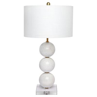 Manolo Marble Base Table Lamp