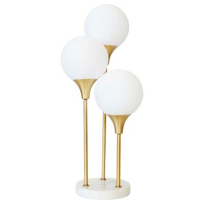 Free Retro Table Lamp