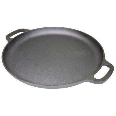 Pyrolux Pyrocast Cast Iron Pizza Pan, 35cm