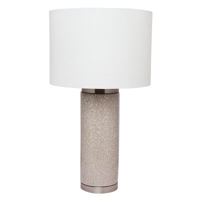 Bogart Crackel Ceramic Base Table Lamp