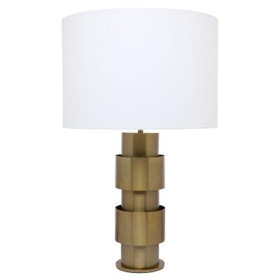 Burton Metal Base Table Lamp