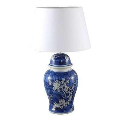 Zion Ceramic Base Table Lamp