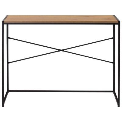 Bradford Metal Study Desk, 100cm