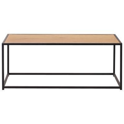 Bradford Metal Coffee Table, 100cm