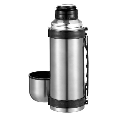 Avanti Platinum 1.2 Litre Twin Wall Beverage Flask - Stainless Steel