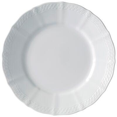 Noritake Cher Blanc Fine China Dinner Plate, Set of 4