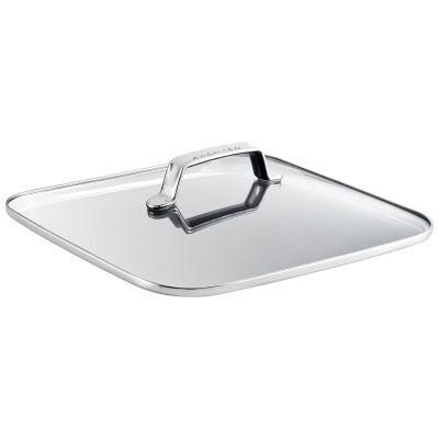 Scanpan TechnIQ Glass Lid, Square, 28x28cm