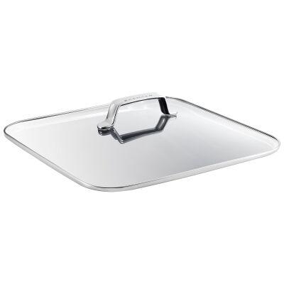Scanpan TechnIQ Glass Lid, Square, 32x32cm