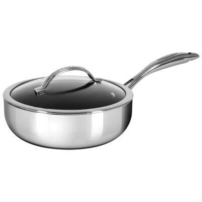 Scanpan HaptIQ Non-stick Deep Saute Pan, 26cm
