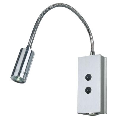 Tennison-2 Interior LED Bed Head / Wall Light, 6400K