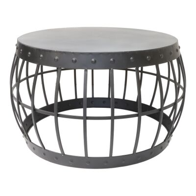 Ars Iron Round Coffee Table, 69cm
