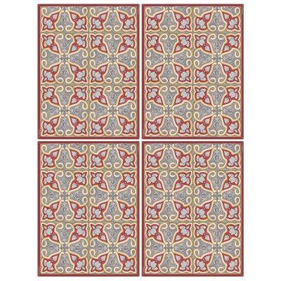 Telki Milano Vazquez Italian Made Placemat, Set of 4