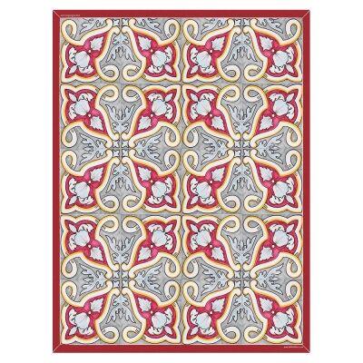Telki Milano Vazquez Italian Made Floor Mat, 198x120cm