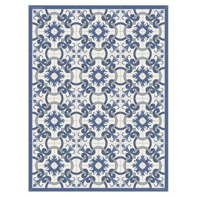 Telki Milano Panarea Italian Made Floor Mat, 120x60cm