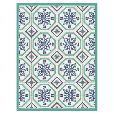 Telki Milano Bennett Italian Made Floor Mat, 120x60cm
