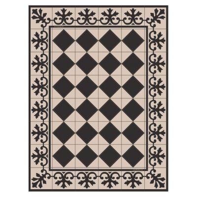 Telki Milano Liberty Italian Made Floor Mat, 120x60cm