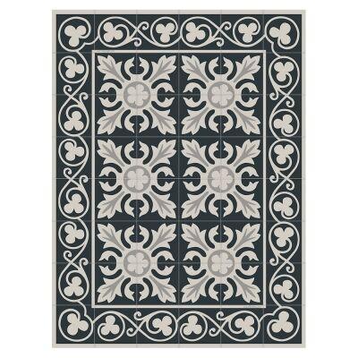 Telki Milano Parma Italian Made Floor Mat, 198x120cm