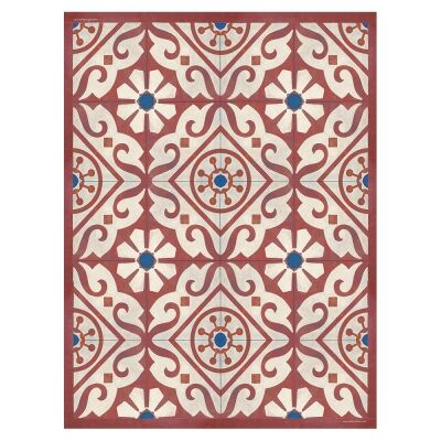 Telki Milano Carlie Italian Made Floor Mat, 198x120cm