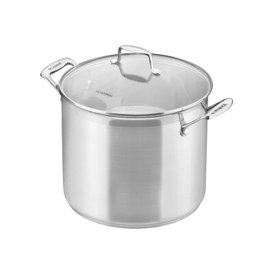Scanpan Impact 24cm 7.2L Stockpot with Lid
