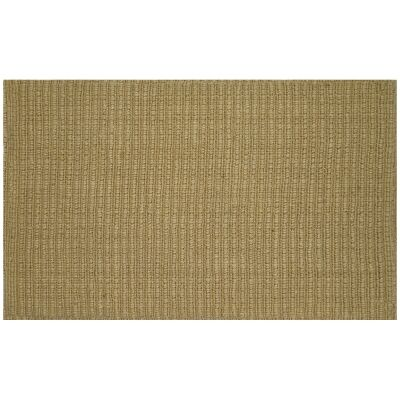 Loop Handwoven Jute Doormat, 75x45cm