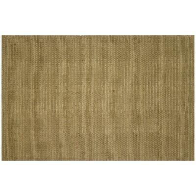 Loop Handwoven Jute Doormat, 90x60cm