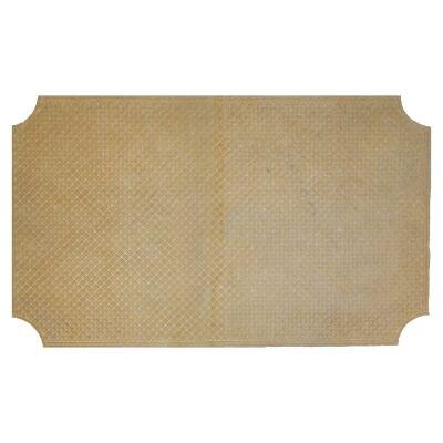 Dunlop Doormat, 150x90cm, Bone