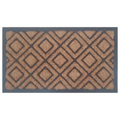 Casone Coir & Rubber Doormat, 70x40cm