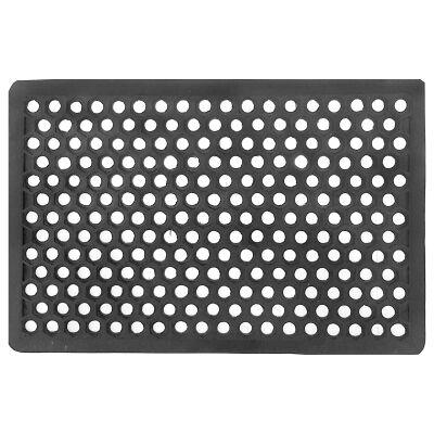 Honeycomb Hollow Rubber Doormat, 70x40cm