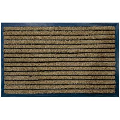Swift Coir & Rubber Doormat, 90x60cm