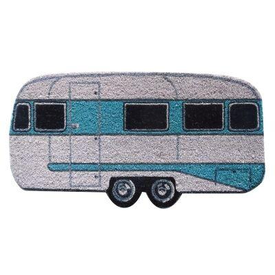 Caravan Coir Doormat, 75x40cm