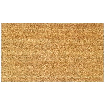 Boney Coir Doormat, 70x40cm