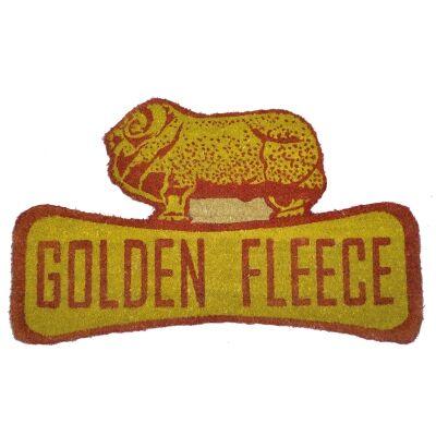 Golden Fleece Coir Doormat, 90x55cm