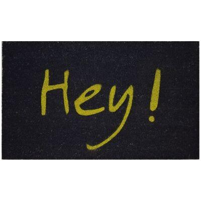Hey Coir Doormat, 75x45cm