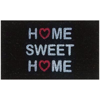 Home Sweet Home Coir Doormat, 75x45cm