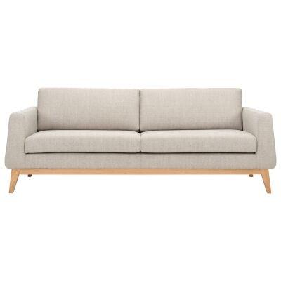 Crider Fabric Sofa, 3 Seater