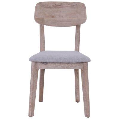 Corbin Acacia Timber Dining Chair