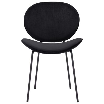 Ormer Veloutine Fabric Dining Chair