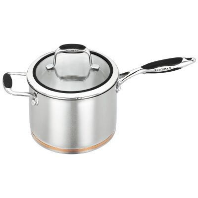 Scanpan Coppernox 20cm Saucepan with Lid