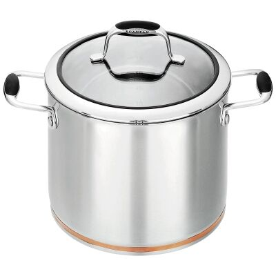 Scanpan Coppernox 24cm Stock Pot with Lid