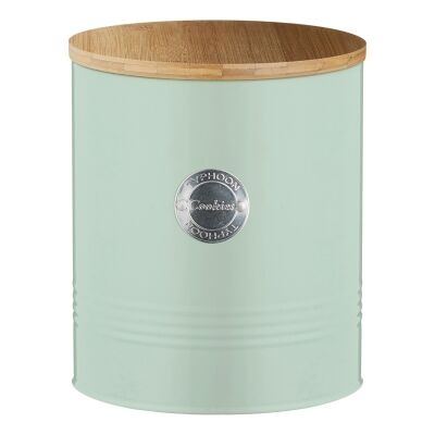 Typhoon Living Cookies Canister, 3.4 Litre, Sage