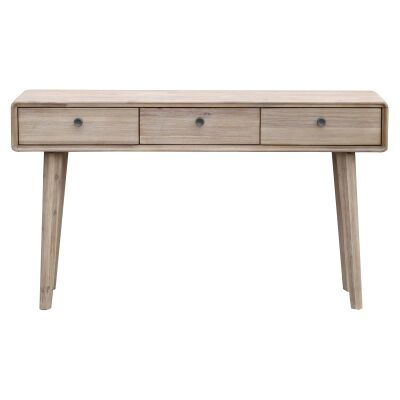 Vasto Acacia Timber Sofa Table, 140cm