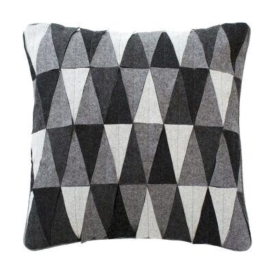 Hana Triangle Applique Scatter Cushion