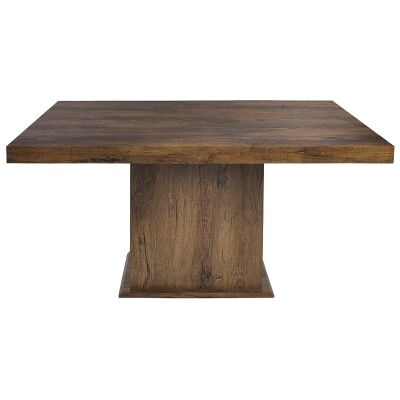 Teresa Dining Table, 150cm, Antique Oak